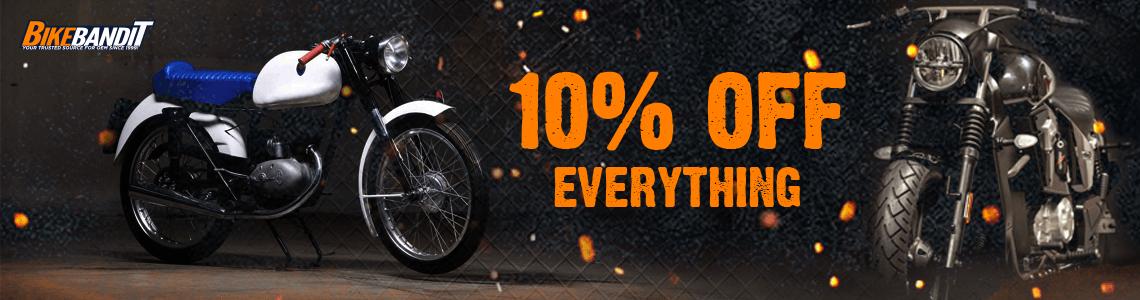 BikeBandit Coupon & Promo Codes